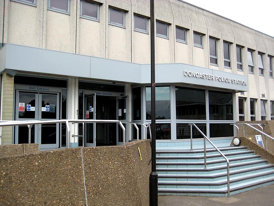 Doncaster-police-station